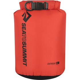 Sea to Summit Lightweight 70D Dry Sack regular red